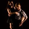 Mike/Effie Tender Moment
